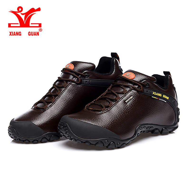 Xiang Guan Outdoor men women Tactical shoes hiking shoes waterproof windproof anti-skid wear-resistant shoes Climbing sneakers цена и фото