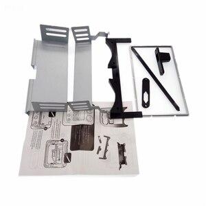 Image 5 - Ajuste para RENAULT Logan SANDERO Dacia Duster doble 2 Din Marco de salpicadero para coche Radio montaje en Panel Kit de instalación de tablero