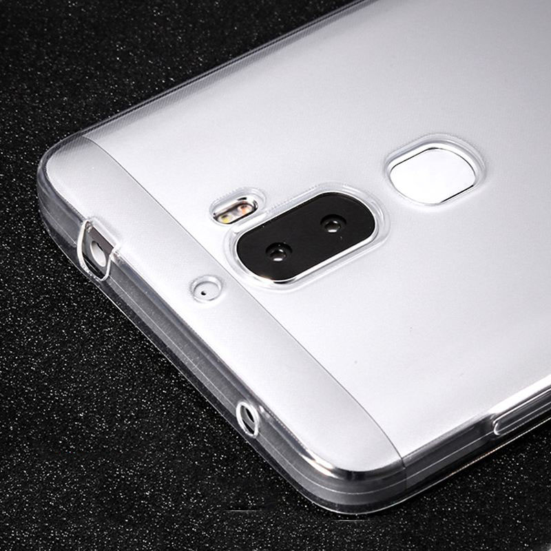 FOR LeEco Letv cool 1 cool1 Dual LeEco inside Soft silicone transparent clear case cover 5.5 c106/c107-9/8/6 case cool1c