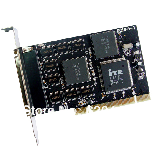 IOCREST PCI to Serial 8-port Controller Card