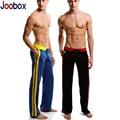 2017 Горячий Продавать Бытовые Прохладно мужские Брюки Моды Случайные брюки Мужская Одежда Свободные мужская Лонг Джонс бренд одежды (212)