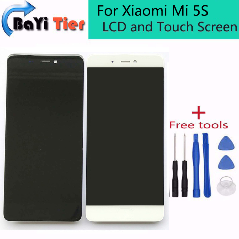 LCD For Xiaomi Mi 5S LCD display Touch Screen Digitizer High Quality Replacement for Mi5S 5