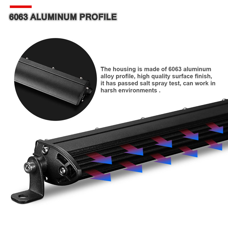 super slim single row led light bar (6)