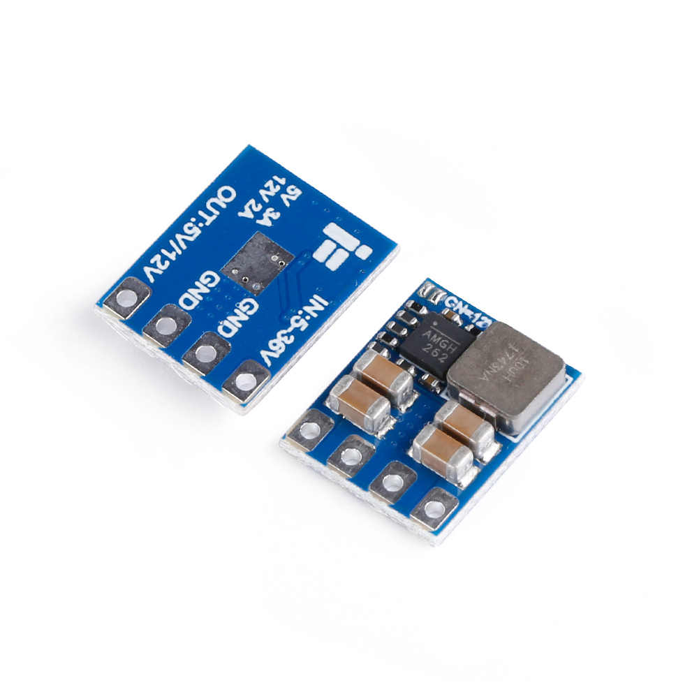 Vleugels om te vliegen iFlight 2-8-s voltage regulator module 5 v/2 een 12 v/ 3 een BEC power module