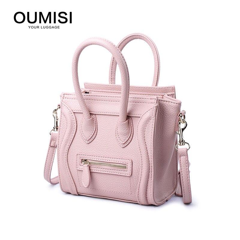 Women Bag Bow Handbag PU Leather Women's Shoulder Crossbody Bags Ladies Small Handbags Purse Bags Bolso Pink Black pink pvc crossbody bags with small pu bags