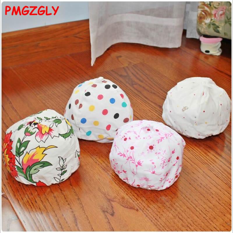 3 pieces lot Fashion Baby Hat Cotton Toddler Beanie Baby Cap Kids Girl Boy Hats Caps Hats 0 to 6 month Newborn hat