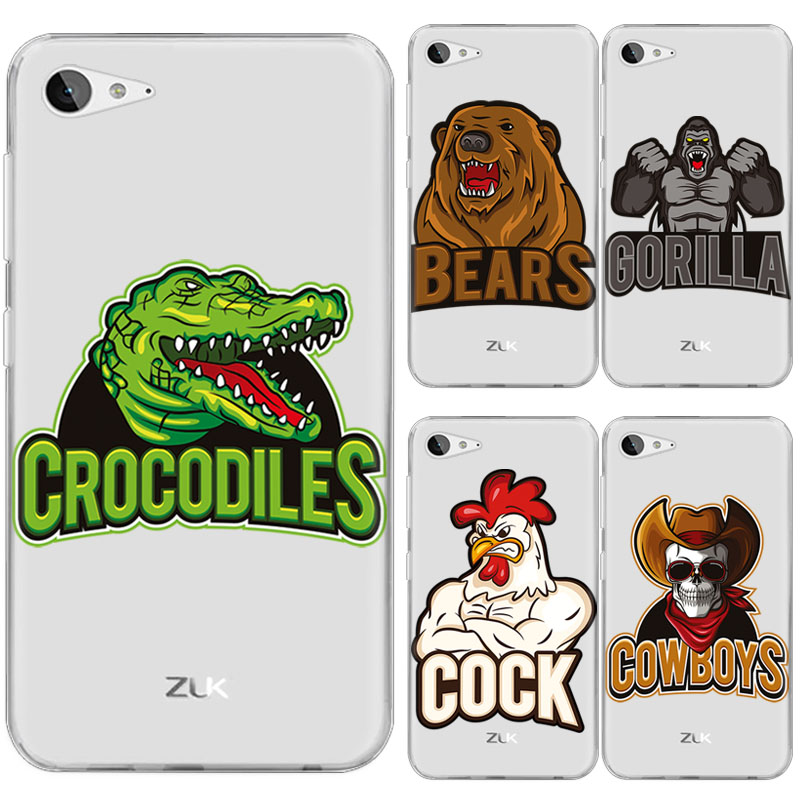 Phone Case For Lenovo Zuk Z2 Lenovo Z2 Plus 5-inch Cute Cartoon High Quality Painted Frosted TPU Soft Silicone Back Cover Shell