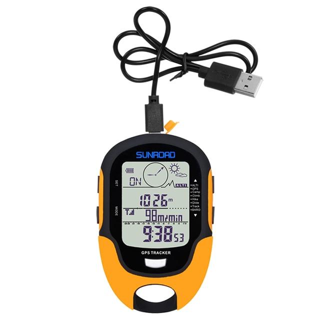 SUNROAD GPS Navigation Tracker 2