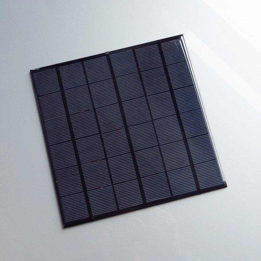 Baterias Solares 1 pc x 9 v Material : Silicone Policristalino