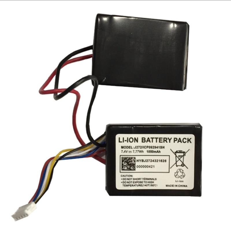 Bateria para Batidas Ttvxo Pill Bateria Hyb2725221547 J272 – Icp092941sh 1050 Mah 2.0