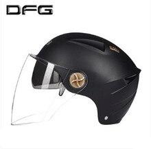 Special links for lens!half face helmet shield for  summer motorcycle helmet visor 8 colors