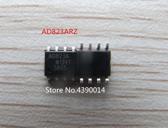 50 adet/grup AD823 AD823A AD823ARZ SOP850 adet/grup AD823 AD823A AD823ARZ SOP8