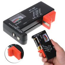 Mayitr 1pc Universal BT-168 Digital Battery Tester Volt Checker for AA AAA 9V Button Battery Tester Voltage Meter Tools все цены