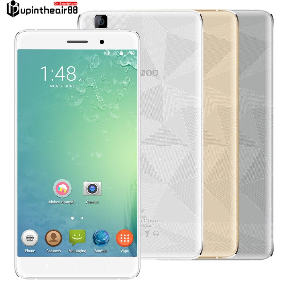 Original Bluboo Maya Android 6 0 MT6580A Quad Core 5 5 inch font b Mobile b