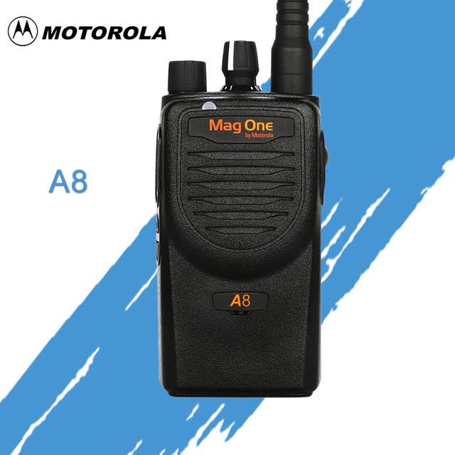 walkie talkie mag one a8 136 150mhz 450 470mhz portable two way rh aliexpress com Motorola Portable Radio Two-Way manual radio motorola mag one a8