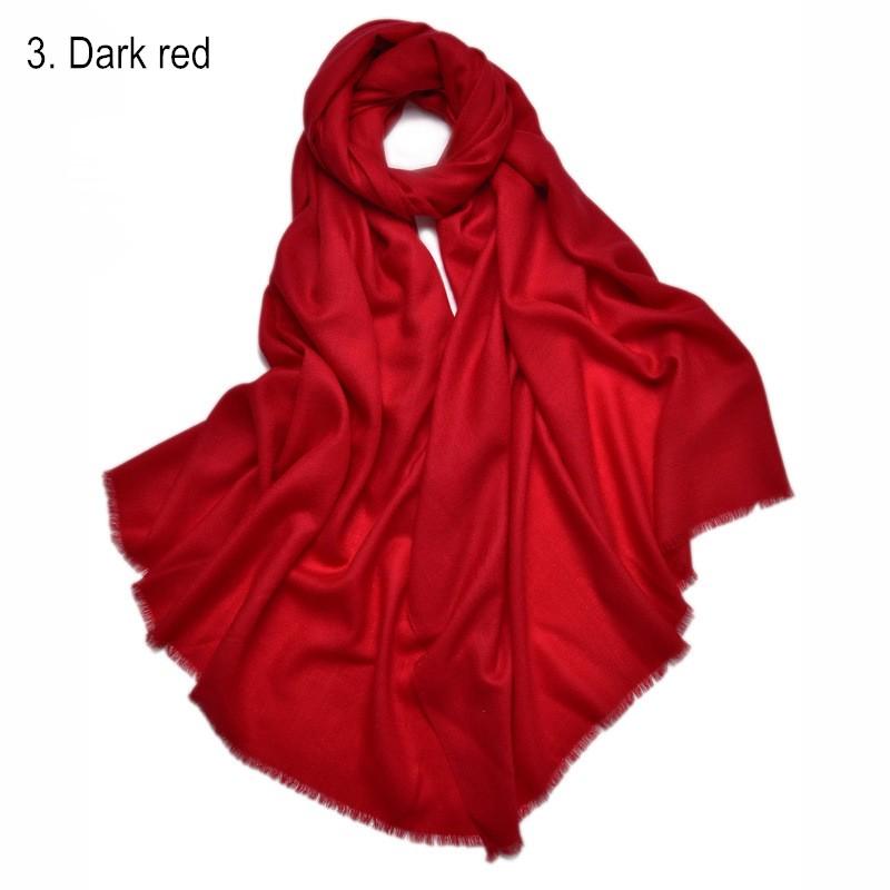 3. Dark red