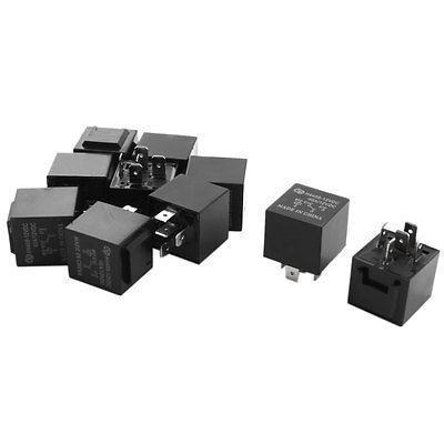 цена на 10pcs Car DC 12V 40A SPDT 1NO 1NC 5 Pin General Purpose Power Relay