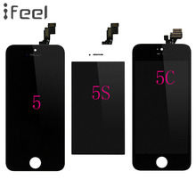 IFEEL LCD Display Touch Screen Replacement Assembly Digitizer for iPhone 5s 5c 5 SE Mobile