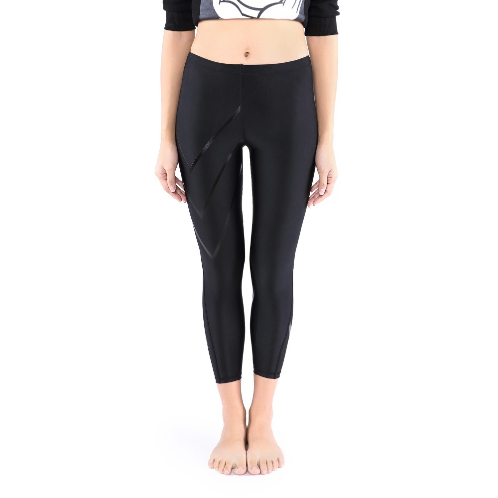 Swim Capri Leggings - Trendy Clothes