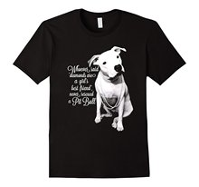 Pit Bull T-shirts – Never Rescued A Pit Bull Printed T Shirt Men Cotton T-Shirt New Style 2017 Summer Plus Size Top Tee