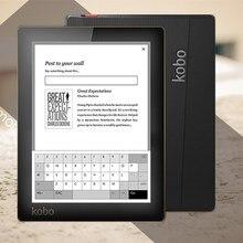 Хорошая книга Kobo Aura электронная книга e-ink 6 дюймов 1024x768 встроенная подсветка 4 Гб libros Сенсорная Электронная книга читатель электронная книга