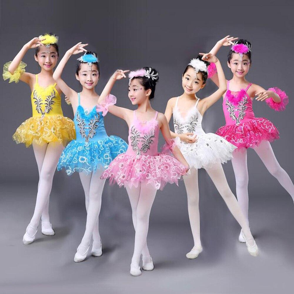 pink-blue-sequined-kids-white-swan-lake-pancake-professional-font-b-ballet-b-font-tutu-dress-dancewear-girls-ballroom-dancing-costume-clothes
