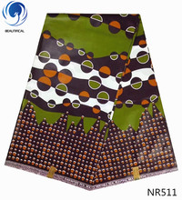 LIULANZHI tissu wax africain african print fabric beautiful real cotton material 6yards/piece NR506-518