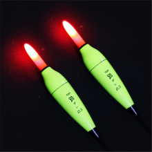 1pcs Hard Fish Bobber With Led Light Ocean Rock Fshing Fishing Float Battery Pesca Hot Sale New Free Shipping