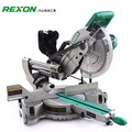 "Wood Saw 10"" Sliding Compound Miter Saw 254mm Compound Miter Saw 1800W Electric Circular Saw with Laser Cutting Line"