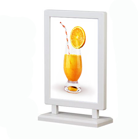 Office & School Supplies Buy Cheap A5 Menu Stand Counter Cashier Desk Sign Holder Menu Stand Plastic Frame Photo Frame Advertising Food Poster Frame Price Display Desk Accessories & Organizer