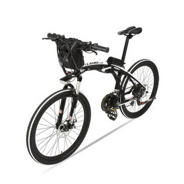 tb311106 Electric bike 26 inch lithium battery electric bicycle 36   48V  adult electric vehicle electric car 7f25ec158202