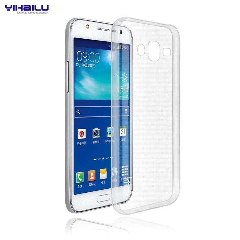 Yihailu For Samsung Galaxy A3 A5 A7 E5 E7 J1 J5 J7 TPU