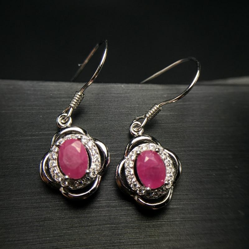 Natural grapevine eardrop 925 silver color beautiful crystal clean wear beautiful princess ears bow bow заколки beautiful princess 173