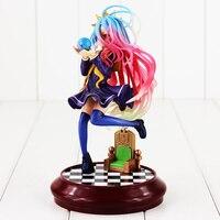 Anime Kotobukiya Game of Life PVC Action Figure No Game No Life Collectible Hand Model Doll Figure Toy