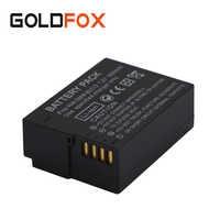 1800mAh DMW-BLC12 BLC12 batterie Rechargeable pour Panasonic Lumix G6 G5 G7 G80 FZ1000 remplacement de la caméra Bateria Batteria