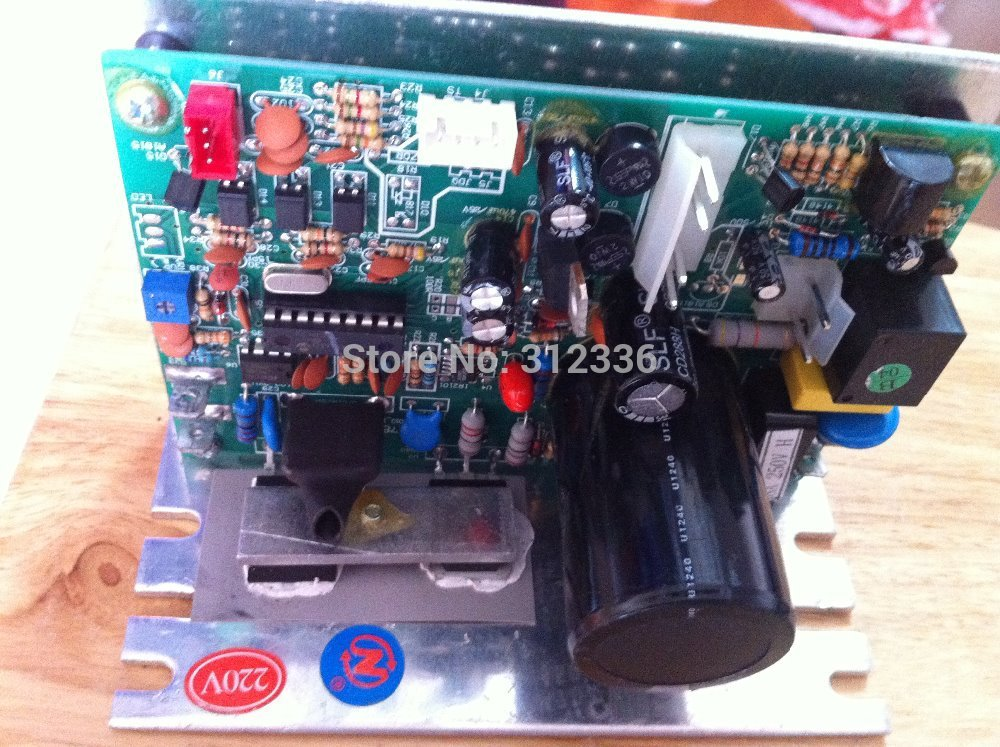 Free Shipping Motor Controller Light speed 3 pin SHUA brothers treadmill circuit board motherboard driver control board plate free shipping mkstmpb05 p motor controller light speed interface yijian shua oma treadmill driver control running circuit board