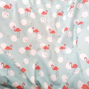 PORORO Cloth Diaper Fabric Nack-Bag Baby Reusable Waterproof Printed for Bpa-Free PUL