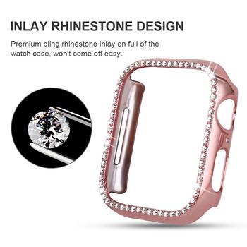 Diamond Case For Apple Watch Series 4 5 40mm/44mm  1