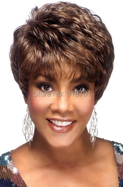 Haar Perucken Exquisite Frauen Frisur Brasilianische Haar Perucke