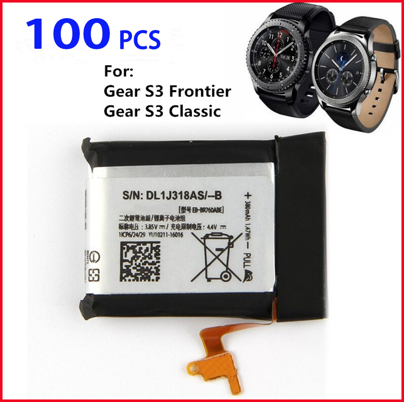 Battery Gear Classic Samsung for 3/Frontier-gear/S3/.. 100pcs