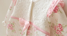 Winter Newborn Baby Girl Clothes
