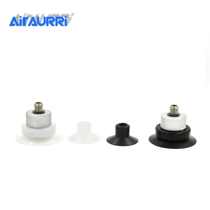 Vacuum chuck PAG vacuum suction cup manipulator pneumatic nitrile silicone suction large single layer thin paper industry in Pneumatic Parts from Home Improvement