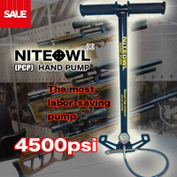 NITEOWL 4500PSI PUMP For the US market