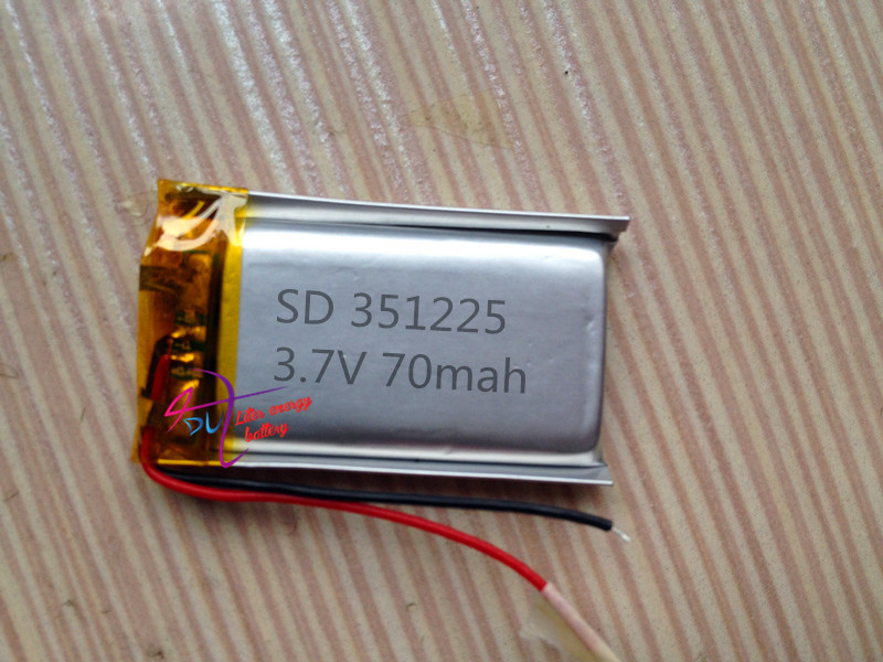351225 camera pen recorder H200 polymer lithium battery manufacturers selling headset glowstick