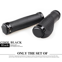 New Cycling Grips MTB Mountain Bike Handlebar Lock-on Rubber Grip Cover Bicycle Handlebar  Grips цена в Москве и Питере