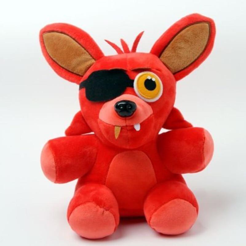 Плюшевые red fox