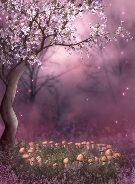 fairy tale photo backdrop purple backdrop studio newborn