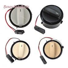 Black Beige Grey Gray Sun Roof Reading light Switch Skylight Button for VW Jetta 2006-2012 Golf MK5 Bora Passat B6 1KD959613