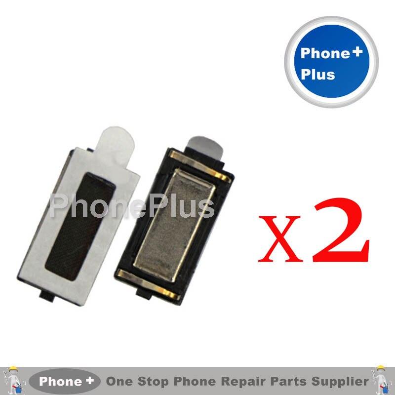 2PCS For Sony Xperia E1 D2004 D2005 ZL L35H C5 Ultra E5553 E5506 C3 D2533 S55T Earpiece Speaker Receiver Earphone Ear Speaker