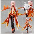 new arrive figma 143 sexy anime guilty crown Yuzuriha Inori action figure toy pvc model Inory doll for gifts